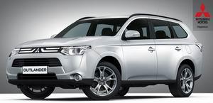 Mitsubishi Outlander в кредит