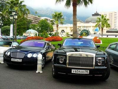 Роскошные автомобили